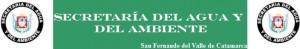 Secretaria del Agua y Medio Ambiente de Catamarca