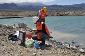 Procesos Pre-analíticos y Analíticos realizados in situ en la Toma de Muestras de Aguas Superficiales y Subterráneas