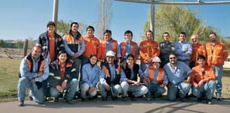 Día del Medio ambiente junto a 30 referentes mineros