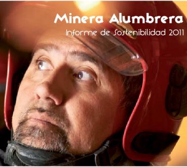 Minera Alumbrera presentó su 8vo. Informe de Sostenibilidad