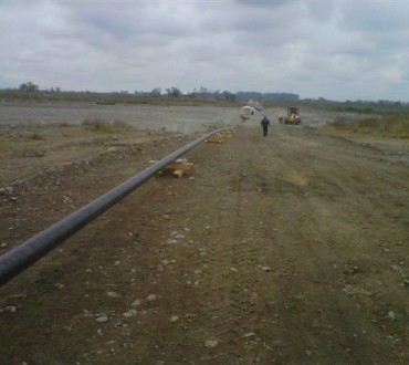 Minera Alumbrera detuvo su mineraloducto ante las copiosas tormentas y crecidas de ríos