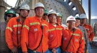 24 aprendices completan su formación en una mina