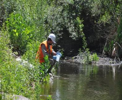 El uso del agua en Minera Alumbrera