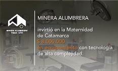Los aportes de Minera Alumbrera, en video