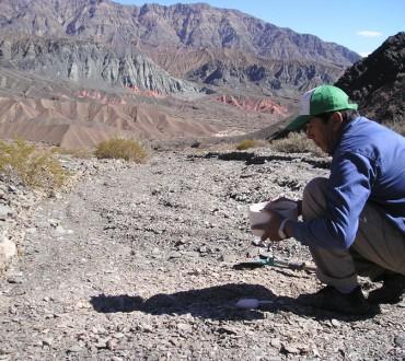El Día del Geólogo