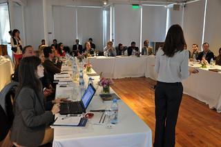 Mesa de diálogo Informe de Sostenibilidad 2013
