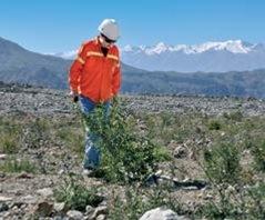 Inversión en personal para la protección ambiental