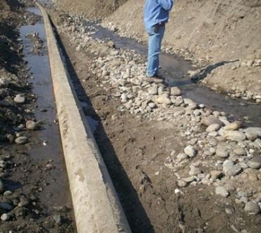 Minera Alumbrera trabaja para reemplazar un tramo de 70 metros del mineraloducto