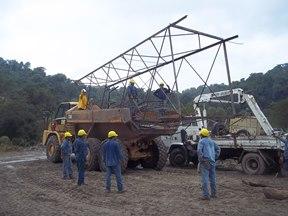 Minera Alumbrera colabora con Transnoa para restituir energía