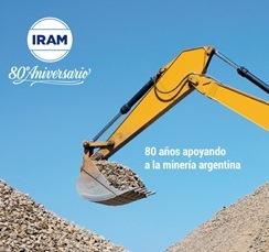 IRAM, 80 años apoyando la minería argentina