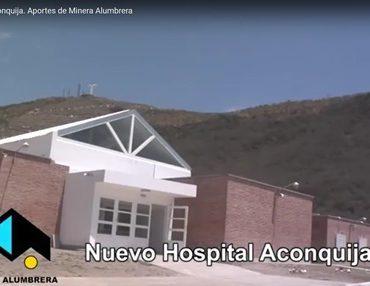 Nuevo Hospital de Aconquija
