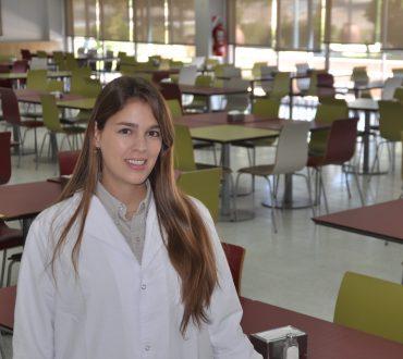 Antonela Mugetti, Coordinadora de Catering y Hotelería en Minera Alumbrera