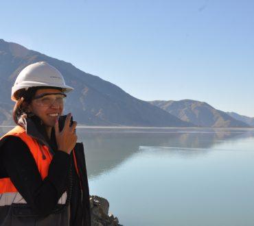 Romina Nieto, Geóloga de Medio Ambiente en Minera Alumbrera