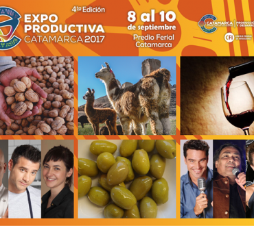 Expo Productiva Catamarca 2017