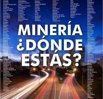 Día de la Minería